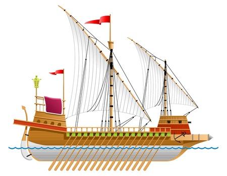 galley Vector