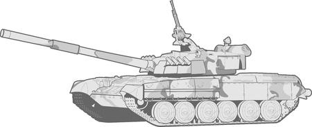 armored: tank