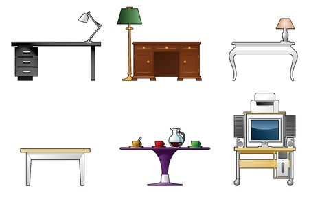 tables Vector