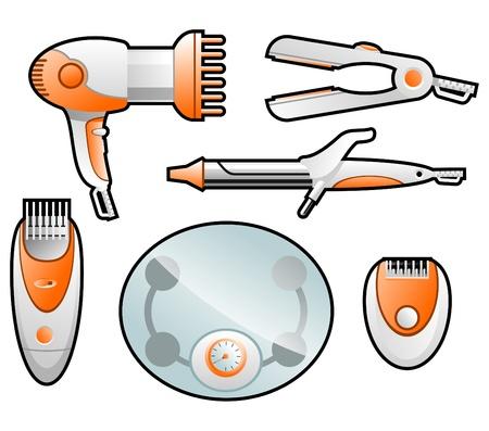 AGD Ilustracje wektorowe