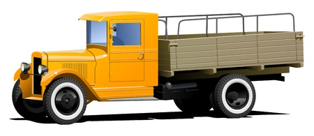off-highway truck Stock Vector - 10299447