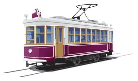 tramcar: tramway