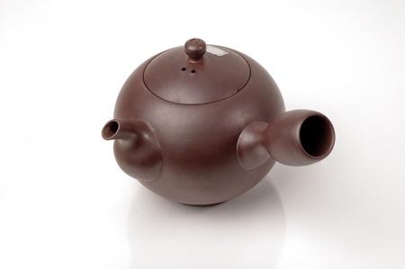 loamy: teapot Stock Photo