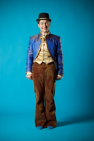 Portrait of the actor photo