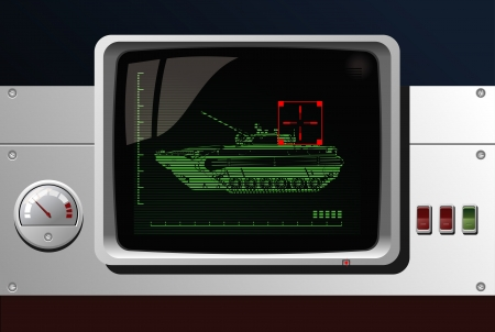 backsight: display of radar