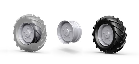 wheels Stock Photo - 14396253