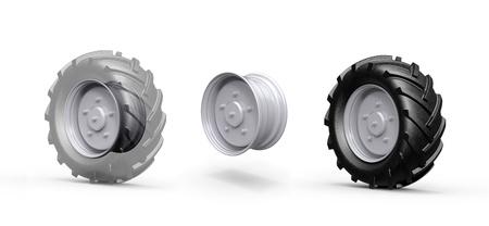 wheels Stock Photo - 14396253