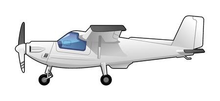 private aircraft Zdjęcie Seryjne - 14679590
