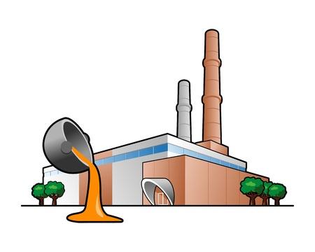 smoke stack: impianto