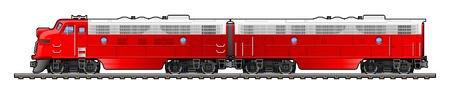 diesel locomotives: diesel locomotive