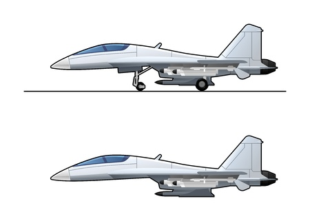 fighter Vector