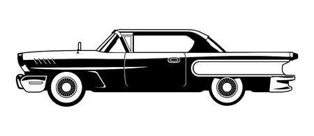 Classic Cars - 60s Zdjęcie Seryjne - 16298330