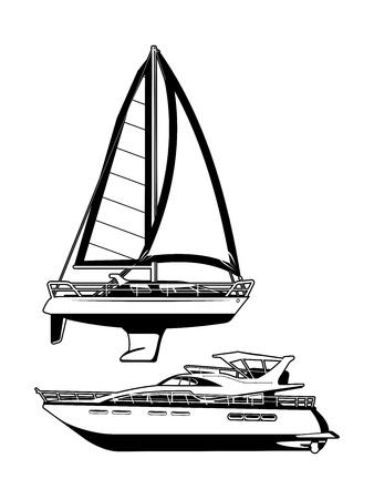 tallship: yacht