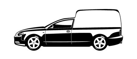 illustration of car Stock Vector - 17076817
