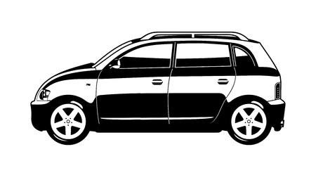 smallest: small utilitie car