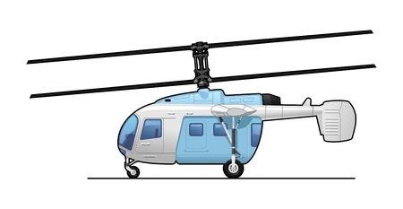 aeronautics: helicopter