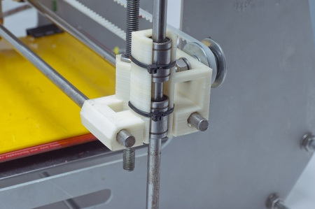 asterix: Photo of the  small machine detail  3D printer