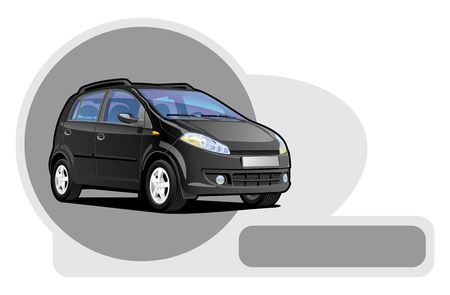 hatchback: small utilitie car