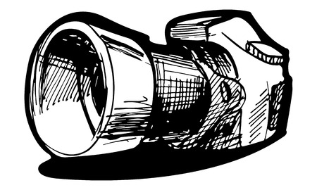 reflex camera: reflex camera