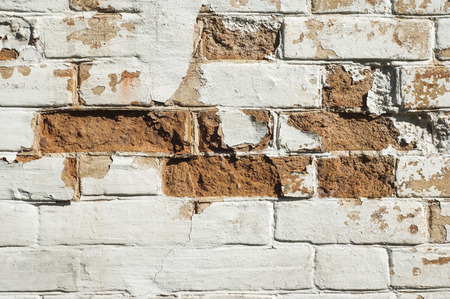 background vintage: Photo of old brick wall backgrounds. Vintage background.