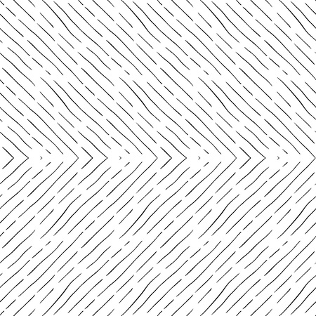 Seamless pattern of hand drawn sketches rough hatching grunge texture. Vector illustration Illustration