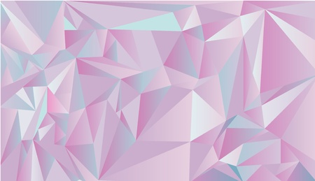 Crystal paper. Vector abstract background Vector