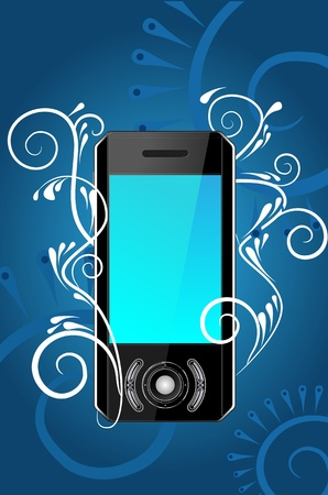 mobile Stock Vector - 8488850