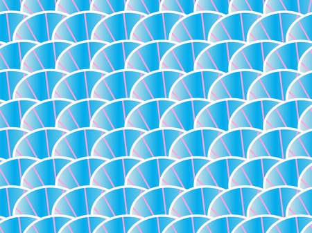 squama: Seamless Vector scales.
