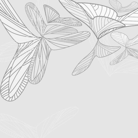 gray abstract pattern Vector