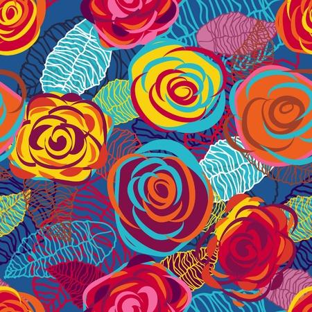 canvas print: Textura transparente abstracto con brillantes rosas