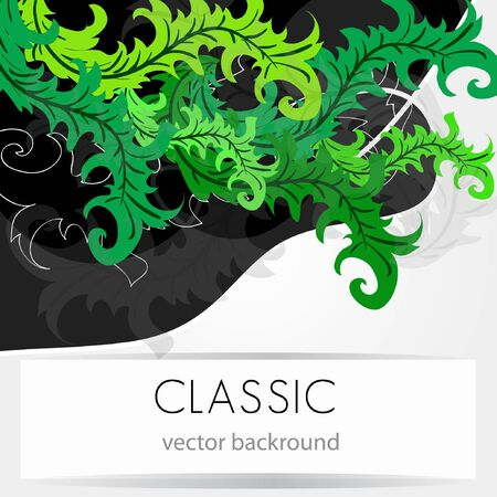 swill: Abstract bright vector  background with drawing pattern