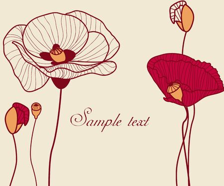 nostalgic: Poppies