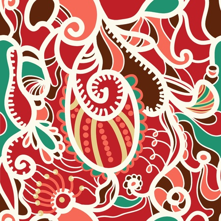 pattern background: Abstract seamless background with original pattern
