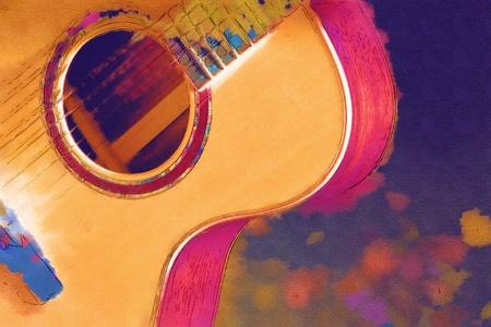 fretboard: Guitar