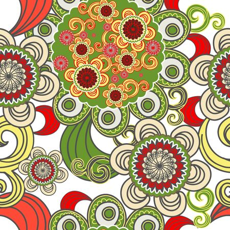 artistic flower: Bright texture