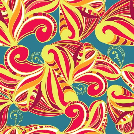 Seamless  texture with abstract pattern