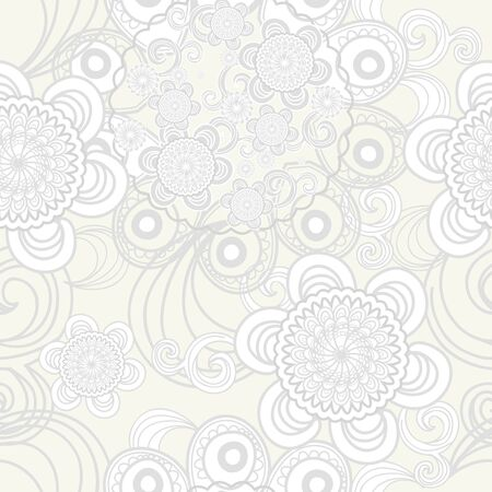 Seamless vector texture with tribal pattern Stock Vector - 16534946