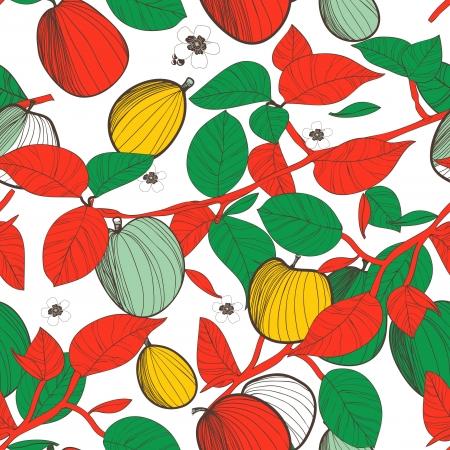 текстура фруктов: