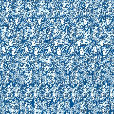 Seamless texture with abstract pattern Vector