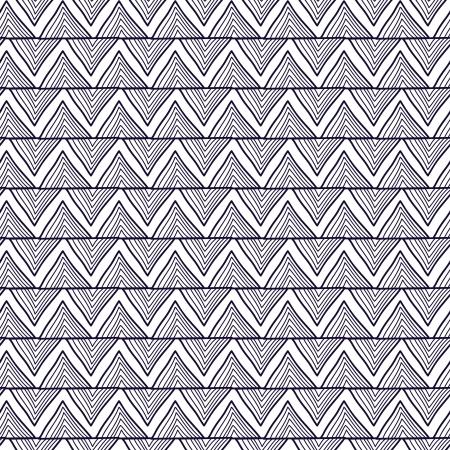 sem costura: Textura sem emenda com textura cinzento desenho em zigue-zague