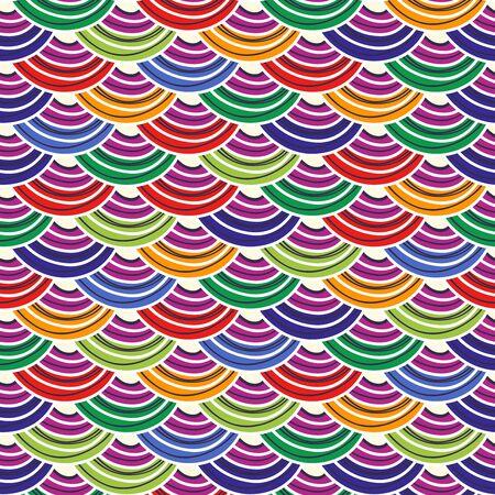 ethno: Abstract seamless vector texture