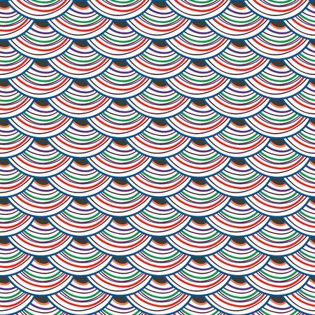 tilling: Abstract seamless vector texture