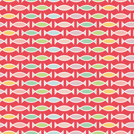 Abstract vector seamless background Vector