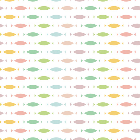 tilling: Abstract vector seamless background Illustration