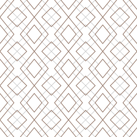 Geometric pattern / Abstract seamless vector texture with geometric pattern / Vector pattern / Vector texture. Wallpaper, cloth design, fabric, paper, cover, textile. Hand Drawn texture with geometric figure Ilustracja