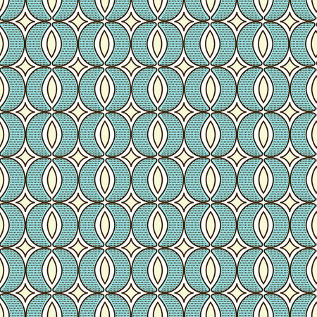 fabric pattern: Geometric pattern  Abstract seamless vector texture with geometric pattern  Vector pattern  Vector texture. Wallpaper, cloth design, fabric, paper, cover, textile. Hand Drawn texture with geometric figure