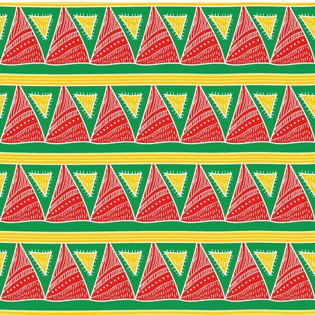 yelow: Geometric pattern  Abstract seamless vector texture with geometric pattern  Vector pattern  Vector texture. Wallpaper, cloth design, fabric, paper, cover, textile. Hand Drawn texture with geometric figure