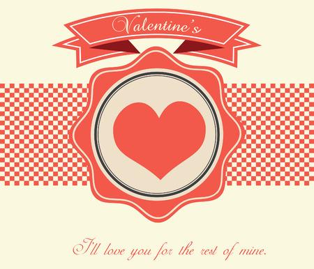 valentijn hart: valentijnskaart, hart, liefde