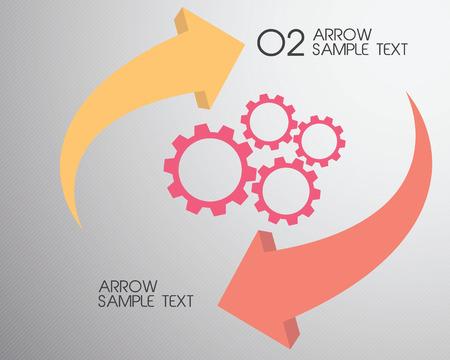 artisitc: Arrow Illustration