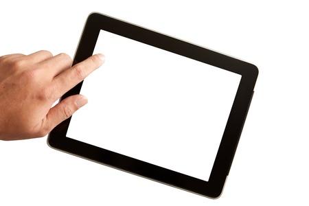 Touchpad Stock Photo - 8535570